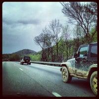 Photo taken at I-75 & US-25W by Ryan C. on 4/14/2013