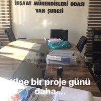 Photo taken at imo Van Şubesi by Çılgın Mühendis💫 on 11/7/2016