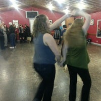 Photo taken at Triangle Dance Studio by Correai M. on 3/3/2013
