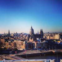Photo taken at SkyLounge Amsterdam by Dennis v. on 1/13/2013