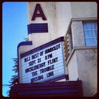 Снимок сделан в Eureka Theater пользователем Bob D. 9/22/2012