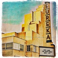 Photo taken at Eureka Theater by Bob D. on 1/21/2015