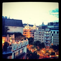 Photo taken at Hotel Condes de Barcelona by Dafne B. on 5/29/2013