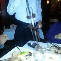 Photo taken at Gaucho Brazilian Steakhouse by AliEmre H. on 2/7/2013