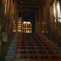Foto tomada en Palacio Güell por Alberto M. el 10/18/2012