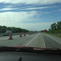 Photo taken at I-75 & I-675 by Dee S. on 6/8/2013