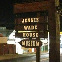 Photo taken at Jennie Wade House by Dee S. on 9/12/2013