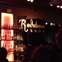 Photo taken at Redstone Room by Dee S. on 4/13/2014