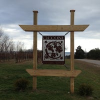 Photo taken at Ciccone Vineyard & Winery by Dee S. on 11/11/2012