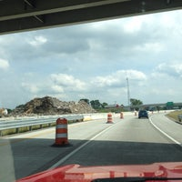 Photo taken at I-75 & I-675 by Dee S. on 6/30/2014