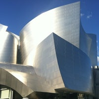 Photo taken at Walt Disney Concert Hall by Olivia on 2/21/2013