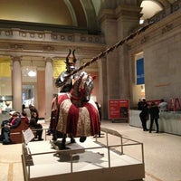 Photo taken at The Great Hall at The Metropolitan Museum of Art by Danilo T. on 3/7/2013