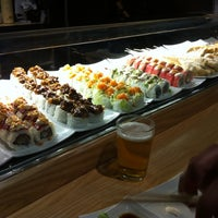 Photo taken at Uasabi Japanese Resto Bar by Blanca S. on 10/12/2012