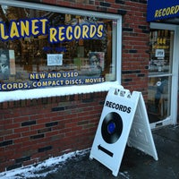 Photo taken at Planet Records by NYC T. on 1/3/2014