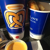 Photo taken at Auntie Anne's by Chriss Jeremy S. on 12/22/2012