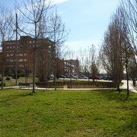 Photo taken at Parc d'Odessa by Xavier G. on 3/3/2013