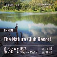 Photo taken at The Nature Resort by Natt P. on 5/5/2013