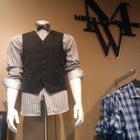 Photo taken at Men's Wearhouse by Wolf H. on 6/24/2013