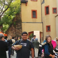 Photo taken at Altstadt Durlach by Manuel S. on 9/28/2013