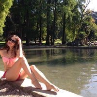 Photo taken at Parco Termale Villa dei Cedri by Nadezhda M. on 10/2/2014