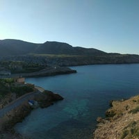 Photo taken at Cala Molins by Luciano C. on 6/1/2016