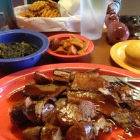 Photo taken at Lets Eat BBQ by Lashawnte B. on 8/2/2015