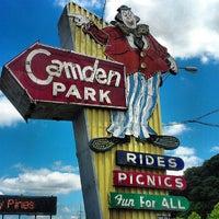 Photo taken at Camden Park by Jason L. on 7/26/2013