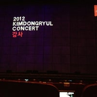 Photo taken at Sejong Center M Theater by By S. on 1/19/2013