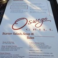 Das Foto wurde bei Oswego Grill von ed m. am 6/10/2013 aufgenommen