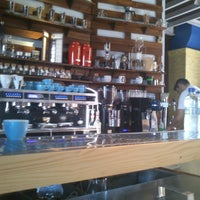 Photo taken at The Blue Cup by Alex E. on 8/13/2013