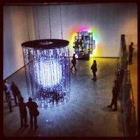Photo taken at Hayward Gallery by eevil m. on 3/24/2013