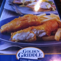 Photo taken at Golden Griddle by Bryan A. on 12/31/2012