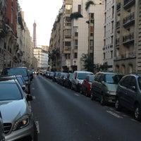 Photo taken at Rue de la Tour by Natalia on 7/7/2013