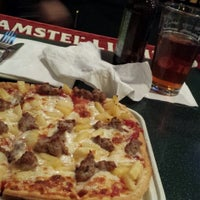 Photo taken at Ledo Pizza by John B. on 1/9/2014
