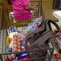 Photo taken at Top 100 Supermarket by Nella Eka S. on 5/23/2014