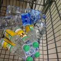 Photo taken at Top 100 Supermarket by Nella Eka S. on 8/10/2013