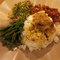 Photo taken at Dapur Nyonya by Nella Eka S. on 11/23/2012