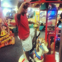 Photo taken at Chuck E. Cheese's by Eric D. on 9/11/2013