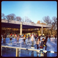 Photo taken at LeFrak Center at Lakeside by Brian D. on 12/28/2013