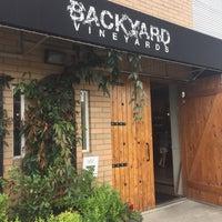 Photo taken at Backyard Vineyards by Nicky B. on 8/16/2017