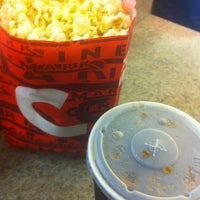 Photo taken at Cinemark by Patricia G. on 10/21/2012