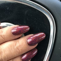Photo taken at Addicted to Nails by Crystal O. on 11/3/2016