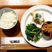 1/18/2017にYohei F.がCafé & Meal MUJI 渋谷西武で撮った写真