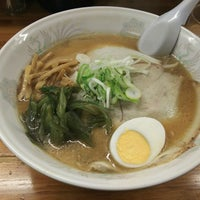 Photo taken at 赤れんがラーメン 南4条店 by 新川やすな on 1/1/2017