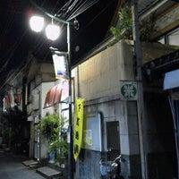 Photo taken at 松の湯 by taka s. on 10/9/2012