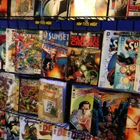 Photo taken at Crescent City Comics by jbrotherlove on 11/25/2012
