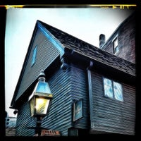 Foto scattata a Paul Revere House da Jeff P. il 3/1/2013