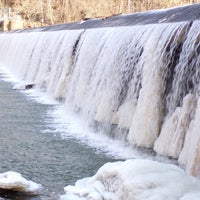 Photo taken at Patapsco Valley State Park - Daniels Area by Ashley 🌻🌻🌻 on 1/21/2018