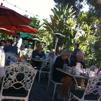 Photo taken at The Cottage Restaurant by Luis C. on 10/28/2012