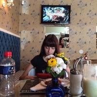 Photo taken at Café Café Bistrô by Graziela A. on 4/4/2014